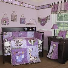 bedroom design comfortable animal crib blanket design with animal purple girl crib bedding kids bedroom
