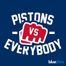 Pistons Vs. Everybody: Killian Hayes ...