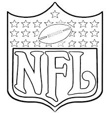 Printable Coloring Pages Football Helmets Nrl Cowboys Colouring Page