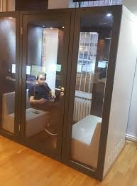 office meeting pods. Acoustic Office Meeting Pods