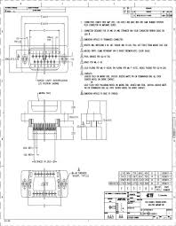 Gemeco wiring diagrams 9 position pin male idc wire d sub standard connectors mouser