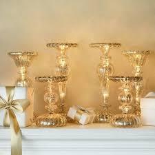 gold mercury candle holders led gold mercury candle holders rose gold mercury glass candle holders