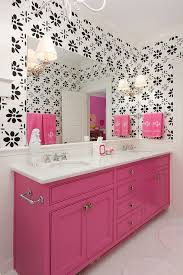 black and pink bathroom accessories. Like The Walls In This One - G Bathrooms Pink Bathroom, Kids Girl Black And Bathroom Accessories T