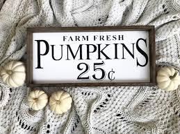 fall wall decor fall farmhouse decor farm fresh farmhouse sign