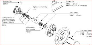 moentrol shower trim shower valve replacement parts tub and shower faucet moentrol shower trim chrome