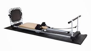 Aero Pilates Exercise Wall Chart Stamina Aeropilates 4 Cord Reformer Plus 365