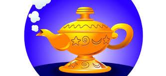 Resultado de imagen de aladdin y el genio de la lampara sin copy
