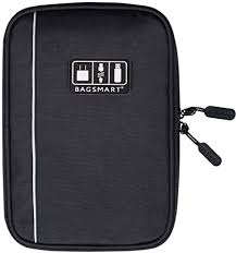 BAGSMART Electronic Organizer Travel Universal <b>Cable Organizer</b>