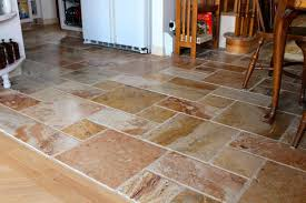 Natural Stone Kitchen Floor Best Tile For Kitchen Floor The Gold Smith