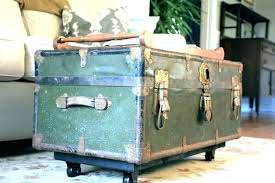 vintage trunk coffee table vintage trunks and chests vintage trunk coffee table vintage trunk coffee table