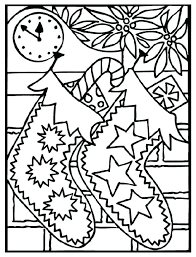 Free Xmas Coloring Pages Printable Westwoodgolforg