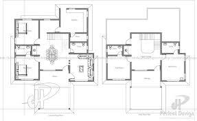 ground floor is designed in 135 square meter 1450 sq ft