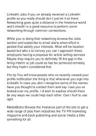 writing jobs online  4 linkedin jobs