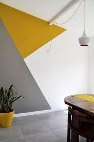 45 amazing geometric wall art paint