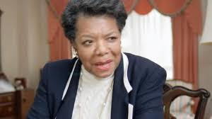 a angelou mini biography