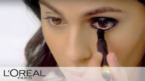 y eye in one step makeup tutorial infallible l oreal