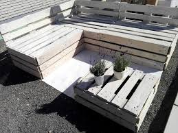 wooden pallet garden furniture. Modren Wooden Wood Pallet Outdoor Garden Furniture Ideas For Wooden