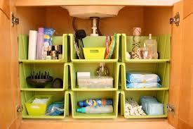 bathroom cabinet organizers sink