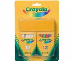 <b>Мелки Crayola</b> (Крайола) – купить набор <b>мелков Crayola</b> в ...