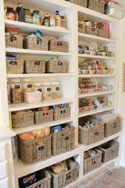 Kitchen Pantry Organizer 20 Best Pantry Organizers Basket Organization Style And Cabinets