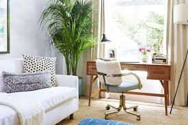 Office at home design Bedroom Modern And Ladylike Home Office The Spruce 27 Surprisingly Stylish Small Home Office Ideas
