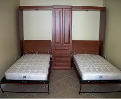 millers murphy beds panel door wall bed
