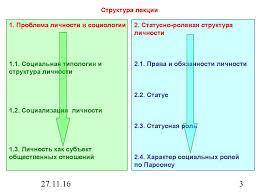 Реферат Личность Понятие личности ru Банк  Личности реферат
