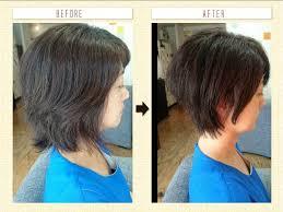 美容師解説剛毛はショートにできない