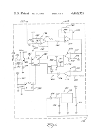 patent us4460329 power vent and control for furnace google patents patent drawing