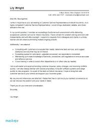 Customer Services Cover Letter Customer Service Resume Cover Letter
