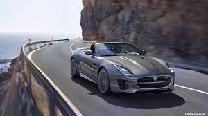 2018 jaguar f type convertible. 2018 jaguar f-type r dynamic convertible - front wallpaper f type