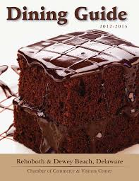 Dining Guide2012.indd