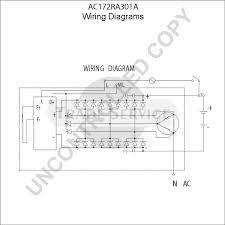 prestolite alternator wiring diagram wiring diagram and hernes wiring diagram for alternator the