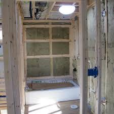Fiberglass Or Roxul Batts GreenBuildingAdvisorcom - Insulating a bathroom