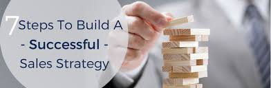 7 Steps To Build A Successful Sales Strategy Alice Heiman Llc