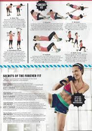 jillian michaels bodyshred trainer jaime mcfaden in women s health magazine sharing secret tips buddy workouts