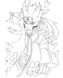 80 Awesome Image Of Naruto Coloring Book Coloring Page For Kids