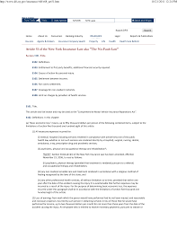 Entitlement to first party benefits; Http Nyccaraccident Net Wp Content Assets Insurance Article 51 Pdf