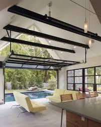 17 best ideas about garage door opener door opener the advantages and disadvantages of sunken living rooms glass garage doorglass
