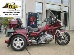 honda goldwing 1200 with trike kit