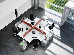 office workspace ideas. Fine Office Office Furniture Layout Ideas Workspace Modern Space  Design Decoration Creative In