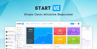 Startui Premium Bootstrap 4 Admin Dashboard Template By Themesanytime