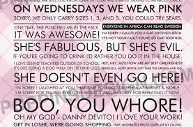 Mean Girls Quotes Adorable Mean Girls Quotes Funny Pictures Quotes Memes Funny Images
