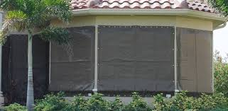 fabric storm panels hurricane protection for your home today s homeowner