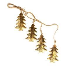 <b>Гирлянда подвесная EnjoyMe Golden</b> Trees, 4 шт. — купить в ...