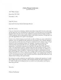 Resume 16 Best Cover Letter Samples For Internship Wisestep Resume