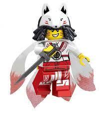 Lego Ninjago Figurka Akita - Novocom.top