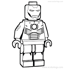 But what could make a superhero even more fun? Lego Ant Man Coloring Pages Xcolorings Com