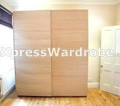 ikea wardrobe sliding door wardrobe sliding door review ikea pax doors instructions uk large black jewelry