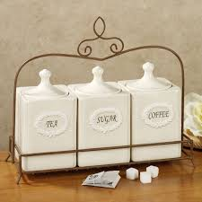 French Canisters Kitchen Kitchen Canisters French Vintage French Kitchen Canisters Set